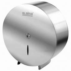 Диспенсер для туалетной бумаги LAIMA PROFESSIONAL INOX, (Система T2) малый, нержавеющая сталь, зеркальный, 605699