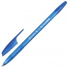 Ручка шариковая BRAUBERG 'X-333', СИНЯЯ, корпус тонированный, узел 0,7 мм, линия письма 0,35 мм, BP150