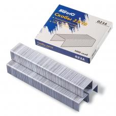 Скобы для степлера KW-trio № 23/10, 1000 штук, в картонной коробке, до 70 листов, -023A