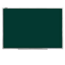 Доска для мела магнитная BRAUBERG, 90х120 см, зеленая, 231706
