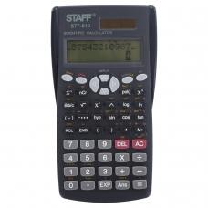 Калькулятор STAFF инженерный STF-810, 240 функций, 10+2 разряда, двойное питание, 181х85 мм, 250280