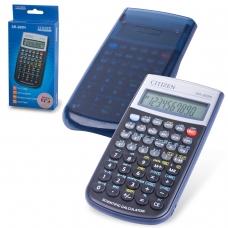 Калькулятор CITIZEN инженерный SR-260N, 165 функций, 10+2 разрядов, питание от батарейки, 154х80 мм, сертифицирован для ЕГЭ
