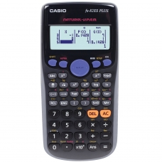 Калькулятор CASIO инженерный FX-82ESPLUSBKSBEHD, 252 функции, питание от батареи, 162х80 мм, блистер, сертифицирован для ЕГЭ
